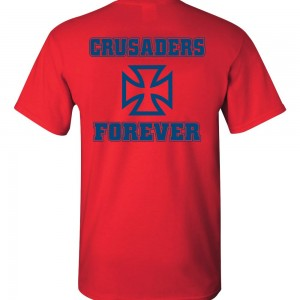 Crusaders Forever T-shirt