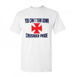 Crusaders Pride T-shirt