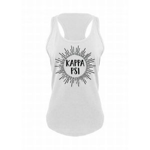 Next Level – Women's CVC Gathered Racerback Tank