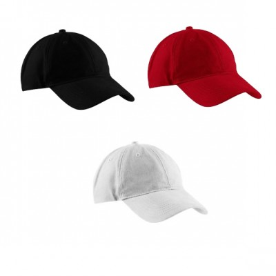 Port & Company® – Brushed Twill Low Profile Cap