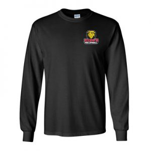 UltraClub Adult Cool & Dry Sport Long-Sleeve T-Shirt