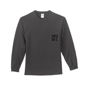Port & Company® – Long Sleeve Essential Pocket Tee