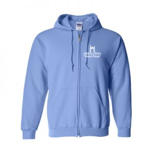Gildan – Heavy Blend Full-Zip Hooded Sweatshirt