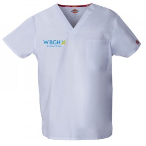 Dickies Medical 83706/Unisex V-Neck Top