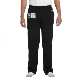 Champion Eco® 9 oz. Open-Bottom Fleece Pant with Pockets