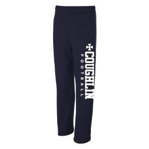 Jerzees – NuBlend® Open Bottom Sweatpants with Pockets
