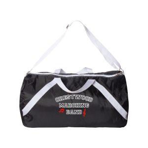UltraClub by Liberty Bags Nylon Sport Rolling Bag – Embroidered