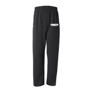 Jerzees – NuBlend® Open Bottom Sweatpants with Pockets