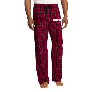 District® – Young Mens Flannel Plaid Pant