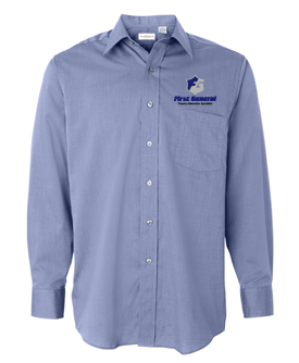 Van Heusen – End-on-End Shirt