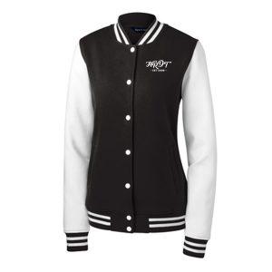 Sport-Tek® Ladies Fleece Letterman Jacket