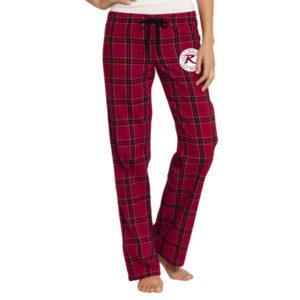 District ® Women's Flannel Plaid Pant