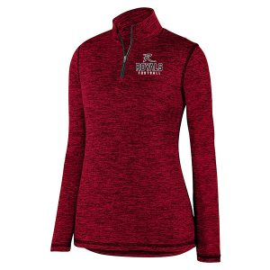 Augusta Ladies Intensify 1/4 Zip Pullover HRF