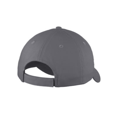 Port & Company® Six-Panel Unstructured Twill Cap