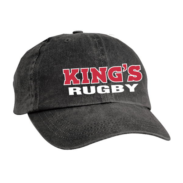 Authentic Pigment Pigment-Dyed Baseball Cap – Kings College Rugby 538b5edc6192