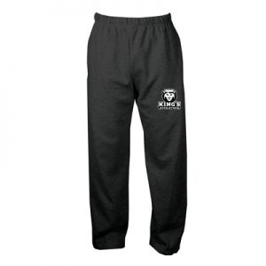 C2 Sport – Open Bottom Sweatpant with Pockets
