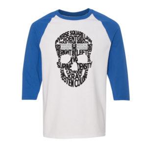 Gildan – Heavy Cotton Three-Quarter Raglan Sleeve Baseball T-Shirt
