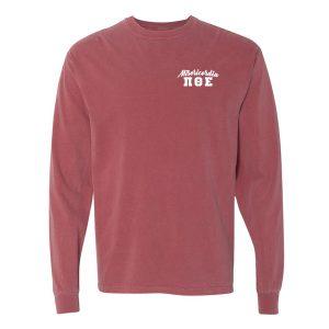 Comfort Colors – Garment Dyed Heavyweight Ringspun Long Sleeve T-Shirt