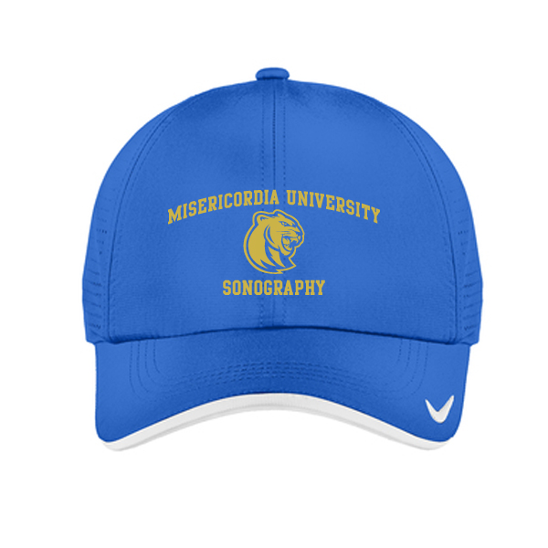 Nike Dri-FIT Swoosh Perforated Cap – Misericordia University Sonography 67afd264ff4