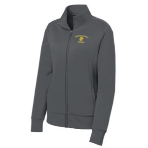 Sport-Tek® Ladies Sport-Wick® Fleece Full-Zip Jacket