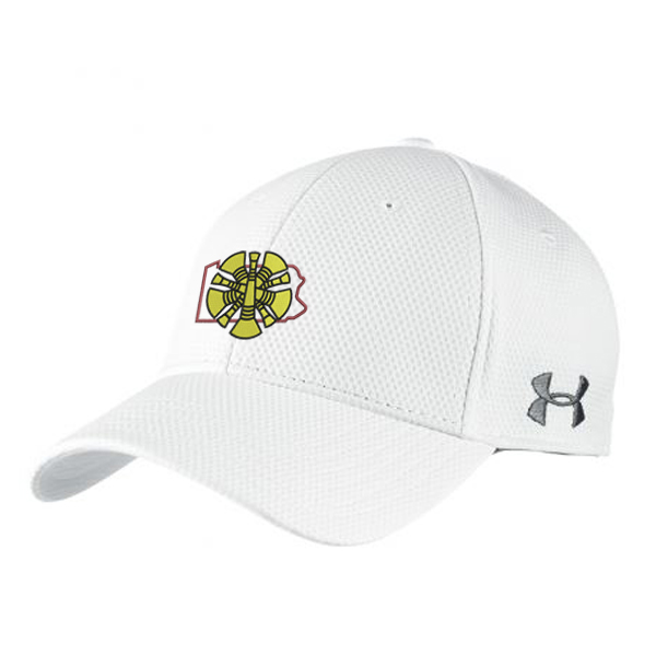 141cf3b88df Under Armour Curved Bill Solid Cap – PA Fire Chief s Association