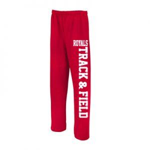 JERZEES – NuBlend® Open Bottom Pocketed Sweatpants