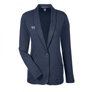 Devon & Jones Ladies' Perfect Fit™ Shawl Collar Cardigan