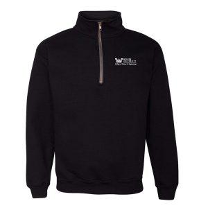 Gildan – Heavy Blend Quarter-Zip Cadet Collar Sweatshirt