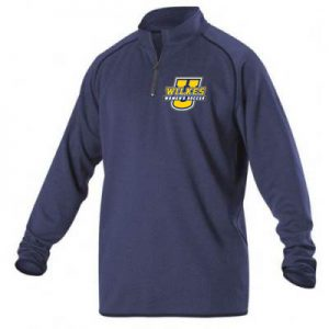 Alleson Adult Heather Gameday Quarter Zip