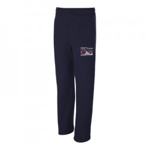 JERZEES – NuBlend® Open Bottom Pocketed Sweatpants