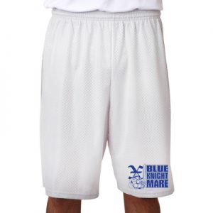 A4 Lined 9″ Inseam Tricot Mesh Shorts