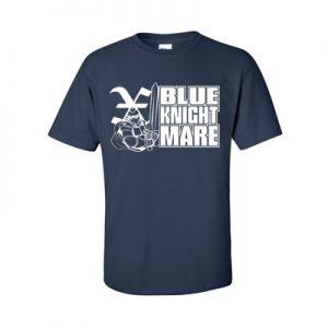 Gildan Heavy Cotton™ 5.3 oz. T-Shirt (BLUE KNIGHTMARE)